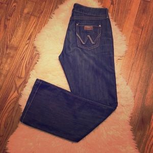 Wrangler Premium Patch Jeans